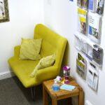 Communicate Better English - waiting room